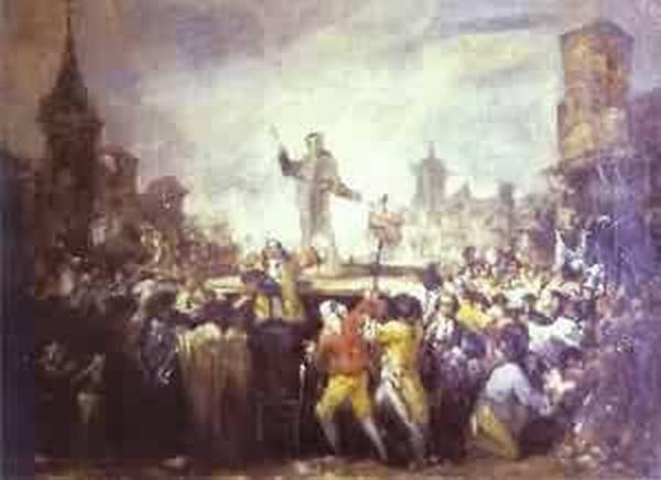 Le motin de esquilache the esquilache riots 1766 1767 p